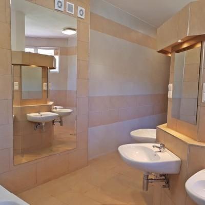 łazienki dla gości