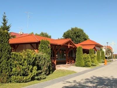 domki drewniane dla gości