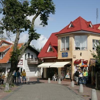 Restauracja w Rowach
